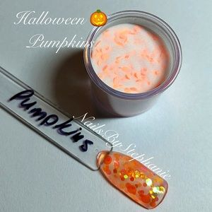 Other - 15g Halloween 🎃 Pumpkin Acrylic for Nails